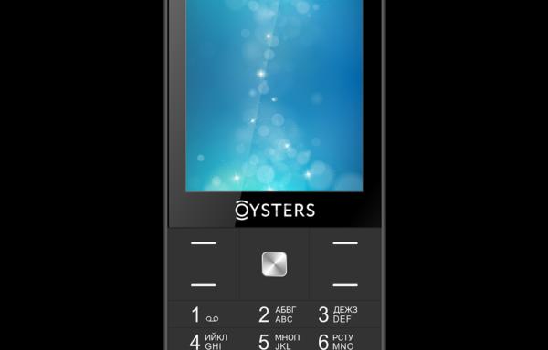 Мобильный телефон Oysters модель Istra