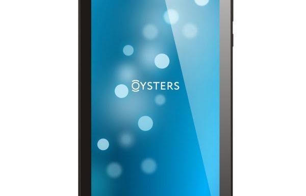 Планшет Oysters модель T72H 3G