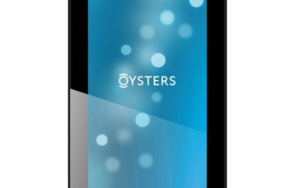 Планшет Oysters модель T72MD