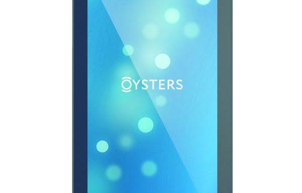 Планшет Oysters модель T74HS