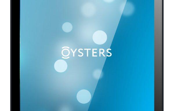 Планшет Oysters модель T84M 3G