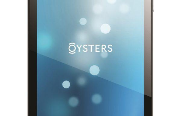 Планшет Oysters модель T974HAI 3G