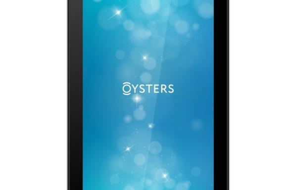 Планшет Oysters модель T74MAI 3g