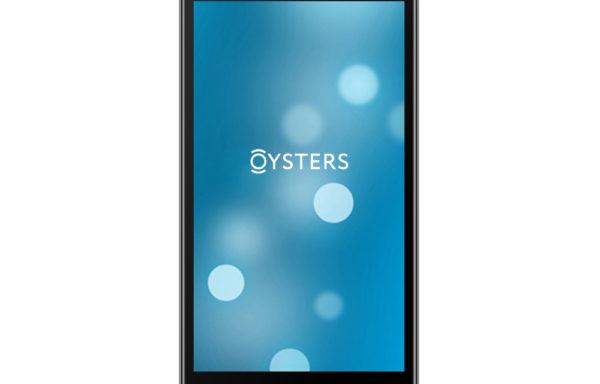 Смартфон Oysters модель Atlantic 600I