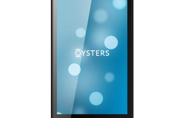 Смартфон Oysters модель Indian 254 Black