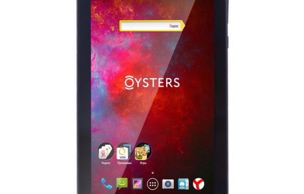 Планшет Oysters модель T72HRI 3G