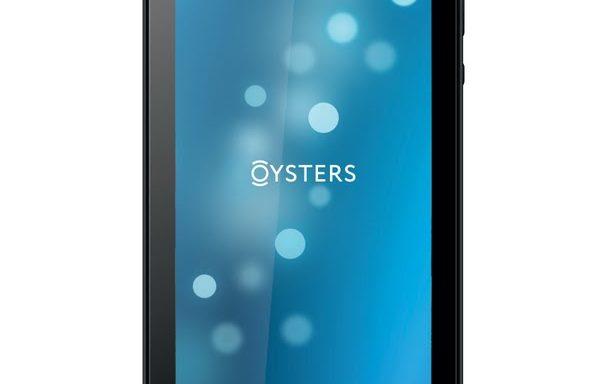 Планшет Oysters модель T72HS 3G
