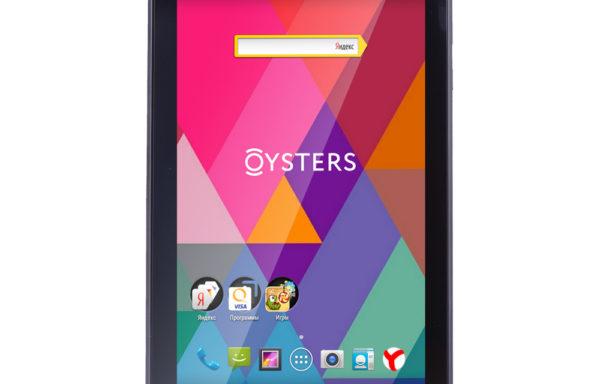 Планшет Oysters модель T72HSI 3G