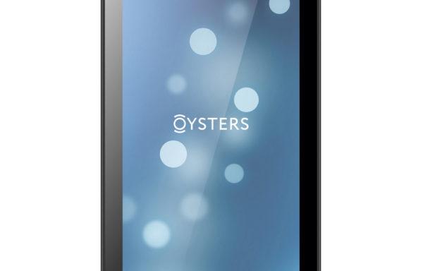 Планшет Oysters модель T72MR 3G