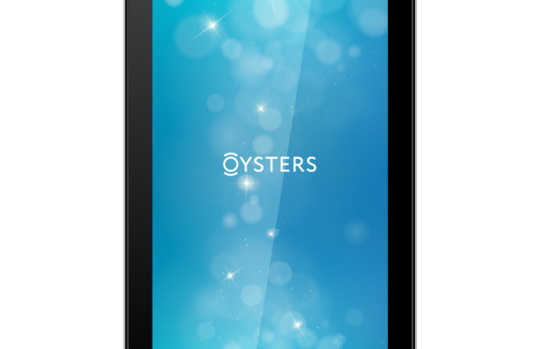Планшет Oysters модель T74N 3G