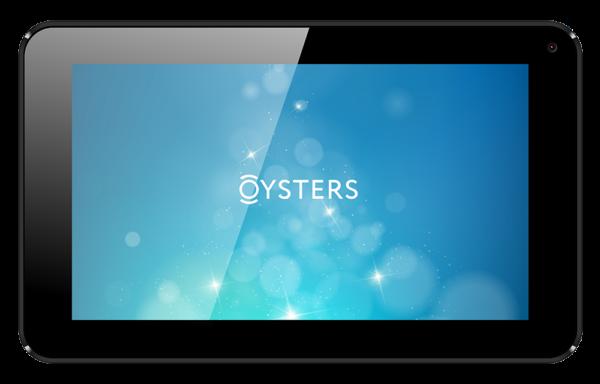 Планшет Oysters модель T74RD
